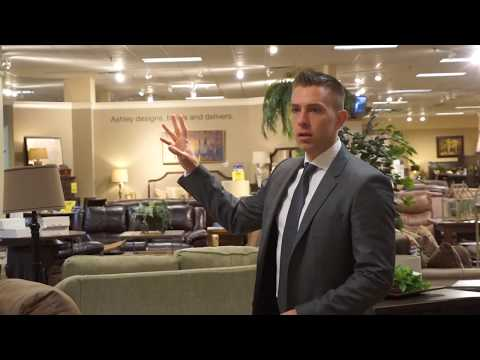 Sales Launch for Furniture Store
