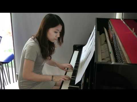 Mozart - Sonata No. 11 in A major, KV. 331 3rd mvt (Turkish March)