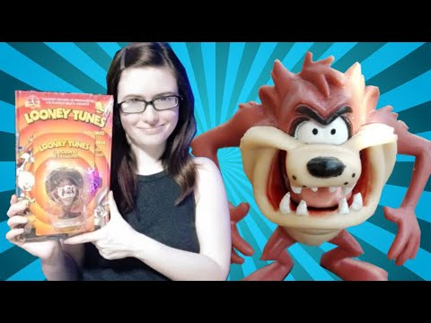 Unboxing Taz (Tasmanian Devil) from the Looney Tunes Collection from Editorial Sol90, Diario Perfil