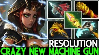RESOLUTION [Enchantress] Crazy New Machine Gun Destroy Enemy 7.23 Dota 2
