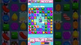 Candy Crush Saga Level 905 (1 Star, No Boosters)