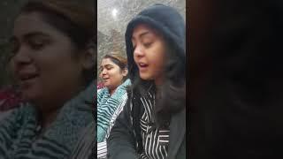 Akhiyan Nu Chain // cover song // hasmatsultana // punjabi song