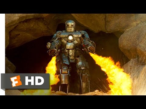 Iron Man (2008) - My Turn Scene (4/9) | Movieclips