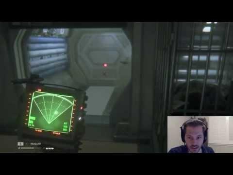 Alien: Isolation - Episode 4 - Monday Make-Up Stream and Medical Bay Progress!