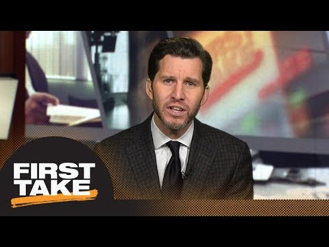 Will Cain on number of NCAA basketball teams revealed in FBI probe: That's all? | First Take | ESPN