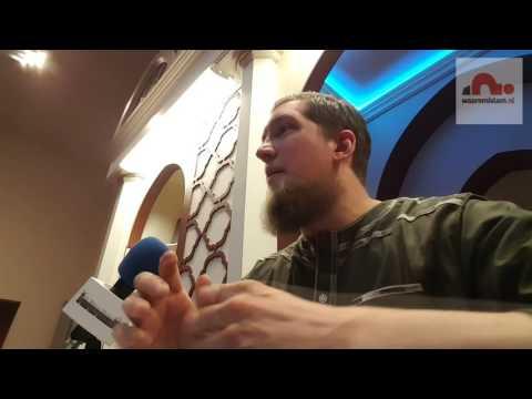 waaromislam.nl: Shahada tijdens iftar event SMP