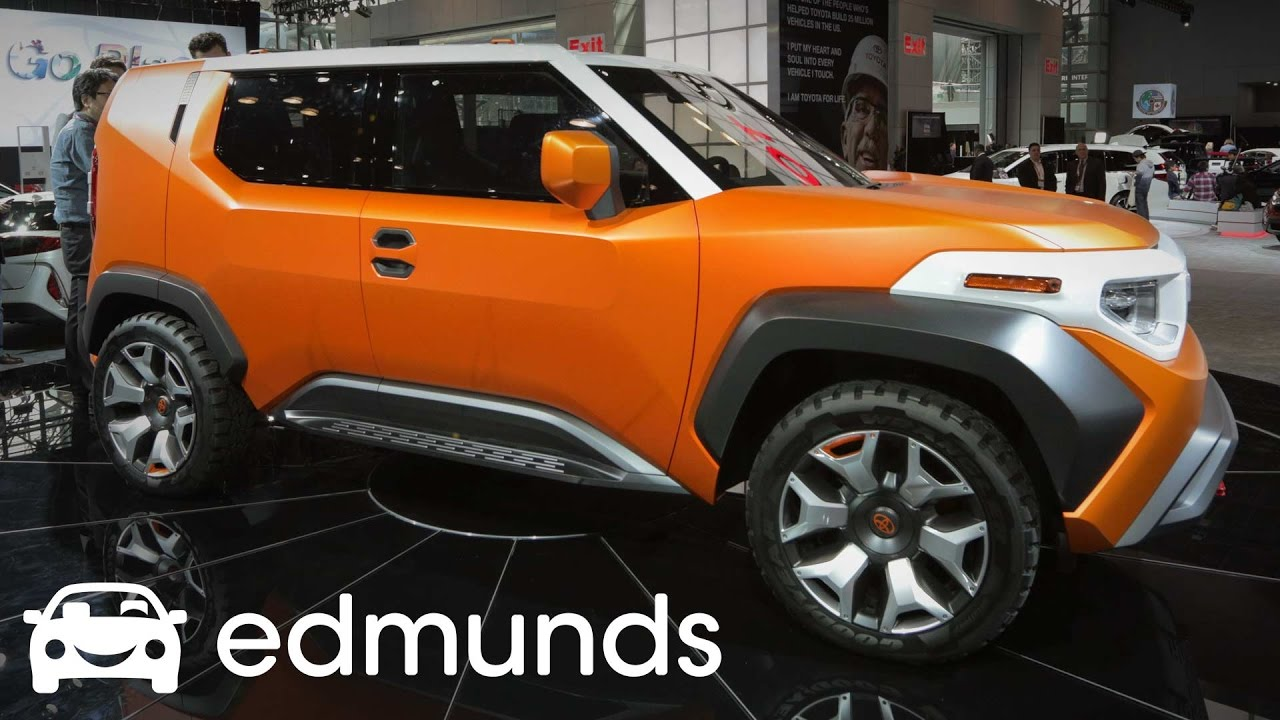 2018 Toyota FT-4X: Is It FJ Cruiser's Succesor Or Not >> Toyota Ft 4x Concept First Look Review