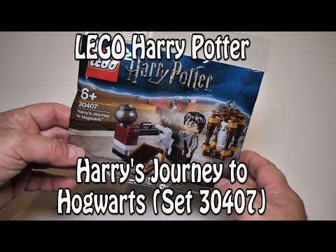 LEGO Harry's Journey to Hogwarts (Harry Potter Set 30407)