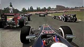 F1 2013 Mod + Real Life AI + Ultimate Crash Mod (PC ONLY)