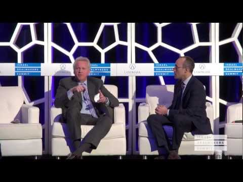 IDS13: Keynote Interview: The Strategic Importance of Global Innovation