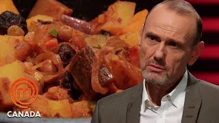 Chef Michael Offers Aaron a Job! - MasterChef Canada | MasterChef World