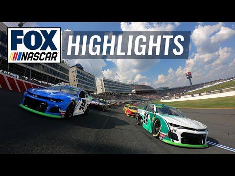 Playoff Race #3 - Charlotte | NASCAR On FOX HIGHLIGHTS