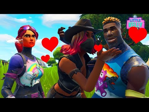 CALAMITY DATES LITTLE KELLYS BROTHER! Fortnite Season 6 Short Film