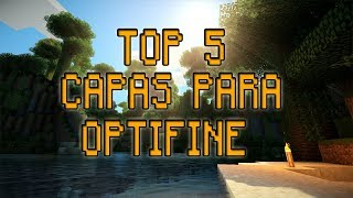 TOP 5 Capas para Optifine (Parte 2)