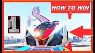 GTA 5 Online How to WIN any STUNT RACE & Street Race , GTA 5 Racing Tutorial , 10 basic TIPS