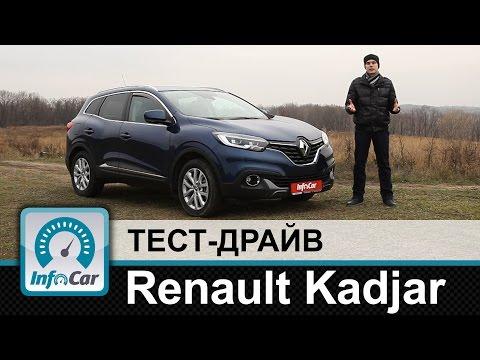 Renault Kadjar I покоління Кросовер