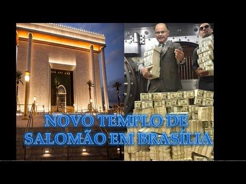 NOVO TEMPLO DE SALOMÃO EM BRASÍLIA