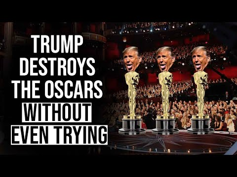 """""""The Oscars is dying because of its anti-Trump bias"""""""