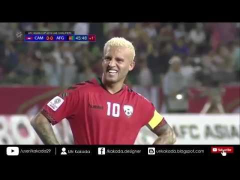 Cambodia vs Afghanistan/  highlight / 13.06.2017