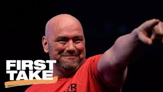 Should Dana White let Conor McGregor box again? | First Take | ESPN