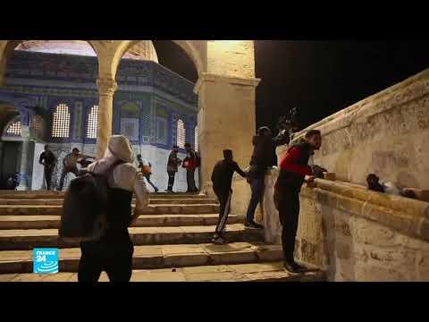 غضب فلسطيني من حظر موافع التواصل الاجتماعي لحسابات نشطاء وتويتر يأسف للخطأ  - 01:00-2021 / 5 / 13