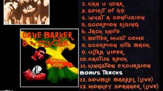 "Dave Barker & The Selecter  ""Ultra Viper""  - Kingston Affair CD"