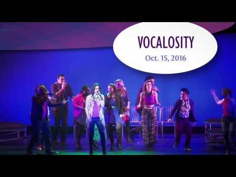 Vocalosity at Midland Center for the Arts
