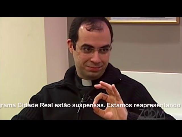 04-05-2020 - CIDADE REAL - PADRE MARCUS VINICIUS