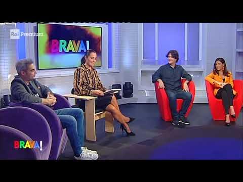 MASSIMO CONTATI intervista a Brava su Rai Premium con Roberta Capua