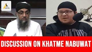 Sunni Trainee Imam, Student of Maulvi Abdul Raheem Discusses with Ahmadi Muslim on Khatme Nabuwat