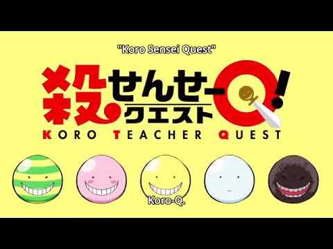 Download Koro sensei Quest! Episode 9 Eng Sub