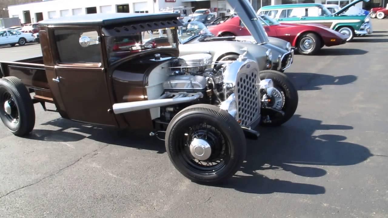 Cars n Coffee Old Forge Motorcars - YouTube