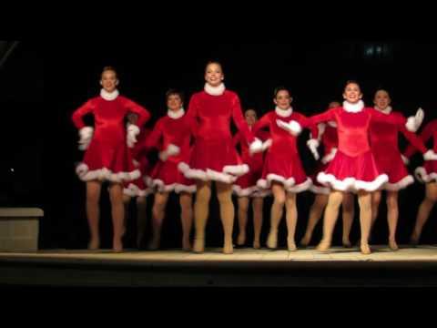 Winthrop Rockhettes 2016 - Sleigh Ride