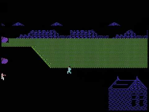 Project Doomwatch (Commodore 64)