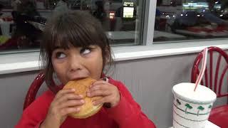 McDonalds vs Carl's Jr. vs In-N-Out Burger Taste Test Challenge!!!!