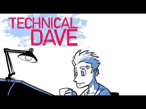 Technical Dave 1 - Art School