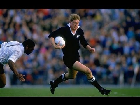 Sir John Kirwan All Black Tribute