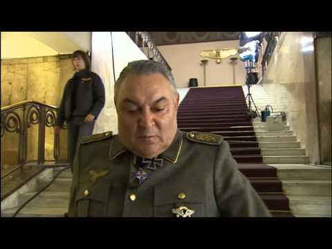 Der Untergang: Behind the Scene Goering Interview [No Subtitles]