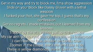 LiL Skies - Lust (lyrics)