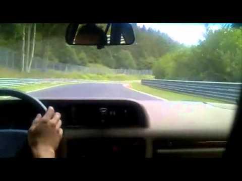 Nürburgring Nordschleife Opel Senator