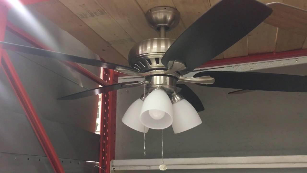 Hampton Bay Rockport Ceiling Fan Installation on