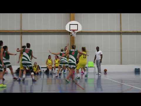 Action De L'équipe De Montamisé (Pré-Nationale Seniors Féminin)