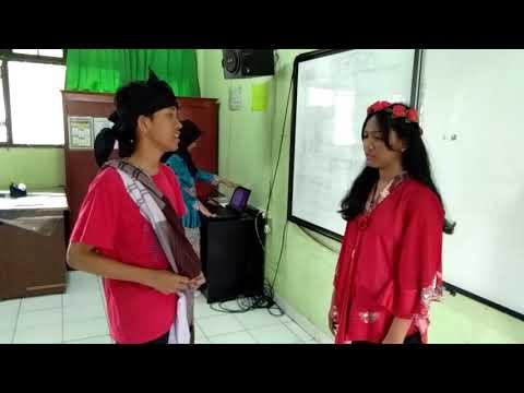 """Theater drama """" jaka tarub """" dari smkn 46 jakarta siwsa siswi XI-marketing2"""