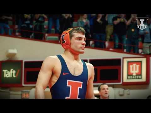Illinois Wrestling 2016-17 Season Highlight Video