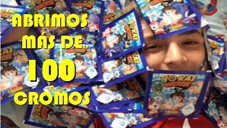 Video OPEN OVER 100 STICKERS ALBUM PANINI Yo-Kai Watch download MP3, 3GP, MP4, WEBM, AVI, FLV September 2017