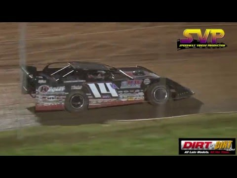 World Of Outlaws Consolation Race 2 @ Duck River April 8, 2016