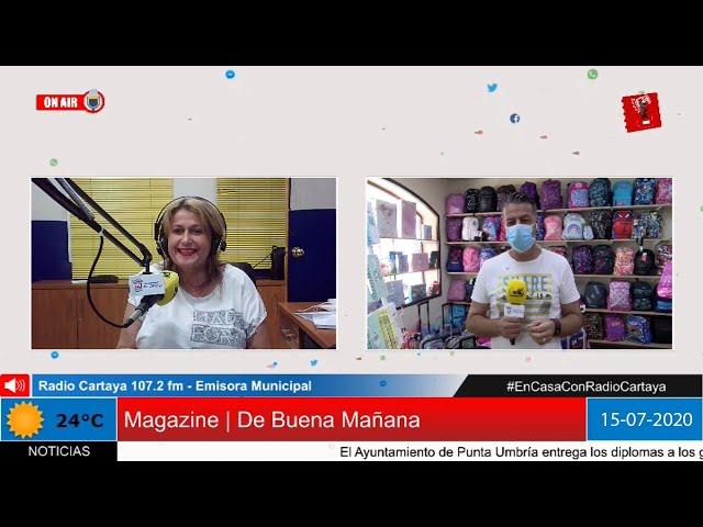 Radio Cartaya | La vuelta al Cole en  Papelería La Pila