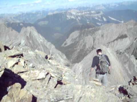Fisher Peak - On The Way Down (cranbrook)