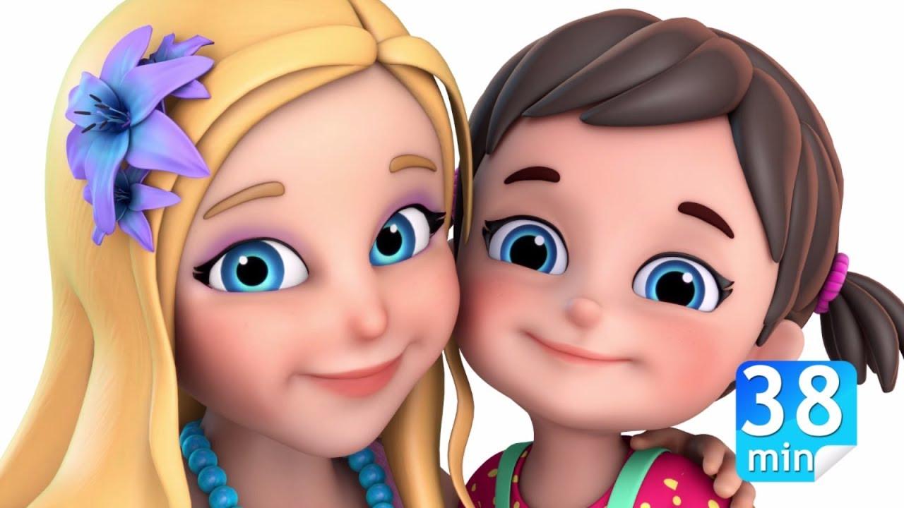 Nanhi Munni Gudiya rani | Telugu kids Songs | Stories in Telugu |  telugu rhymes for children