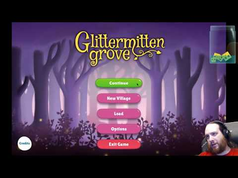 RIND! Glittermitten Grove e12 Messing with times